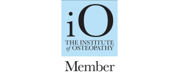 Member of The Institute of Osteopahy